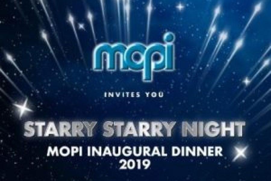 MOPI ANNUAL DINNER 2019