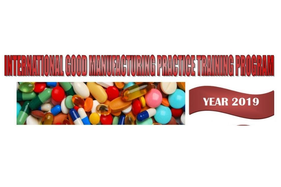 INTERNATIONAL GMP TRAINING